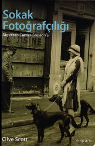 Sokak fotoğrafçılığı hakkında bir kitap.