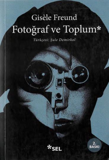 Fotoğraf ve Toplum kitabının ön kapak fotoğrafı