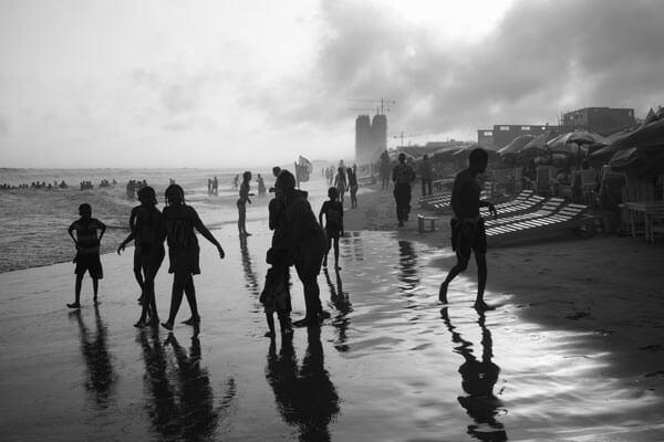 Labadi Plajı