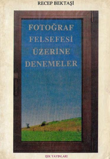 Fotoğraf Felsefesi kitap kapağı.