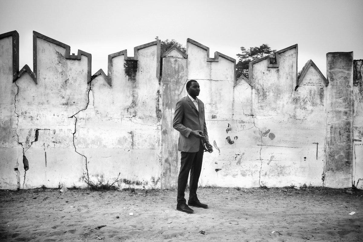 Senegal sokağı